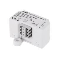 Homematic IP Schalt-Mess-Aktor (16 A) - Unterputz HmIP-FSM16 150239A0 - Ansicht schräg