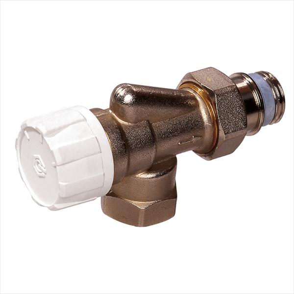 Meibes Thermostatventilunterteil DN 15, M30 x 1,5 Axialform mit Voreinstellung - 1238184 Selfio