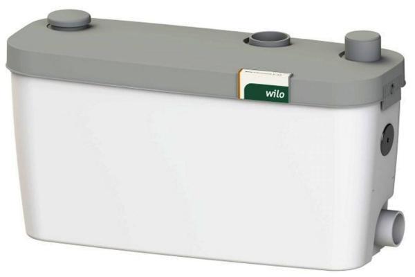 Wilo Schmutzwasser-Hebeanlage HiDrainlift 3-35 Frontansicht
