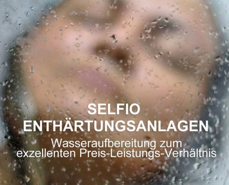 Selfio Watersoft Enthärtungsanlage zur Wasseraufbereitung