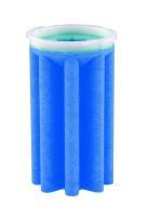 Afriso Sikusieb kurz, 50-70 µm, blau Komplettansicht