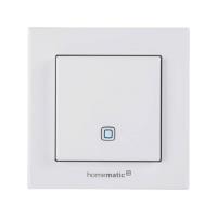 Homematic IP Wired Temperatur- und Luftfeuchtigkeitssensor HmIPW-STH - innen - Ansicht vorne