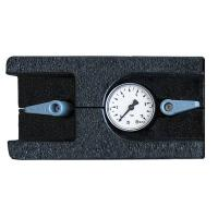 BWT AQA THERM Heizungs-Füllblock HFB Draufsicht mit Manometer