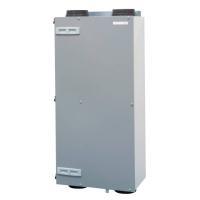 Zehnder Lüftungsgerät ComfoAir 200VL Luxe, Ansicht frontal, Farbe grau - Selfio