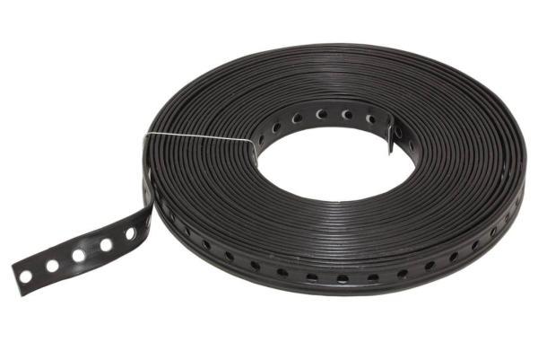 Montagelochband kunststoffummantelt 3 x 19 mm, 10 m 101235 | Selfio