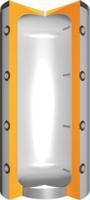 Juratherm JPSM 2500 Hochleistungs-Pufferspeicher
