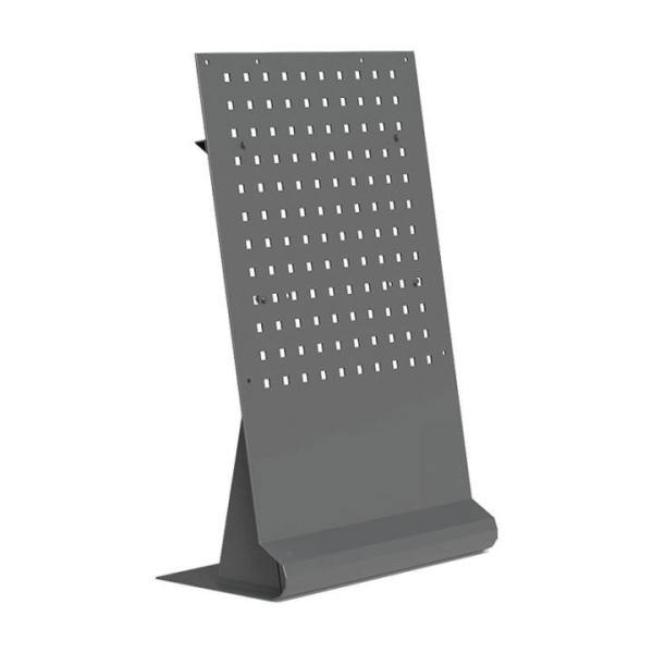 Knebel Standfuß Stahl - 80-Gestell-Gross Selfio