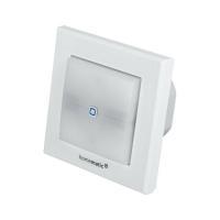 Homematic IP Schaltaktor für Markenschalter – mit Signalleuchte HmIP-BSL 152020A0 - Ansicht schräg