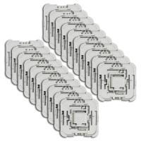 Homematic Adapter für Markenschalter Busch Jaeger - 20 Stück