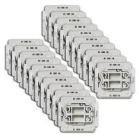 Homematic Adapter für Markenschalter Berker B1 - 20 Stück