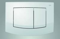 TECEambia WC-Betätigungsplatte für Zweimengentechnik