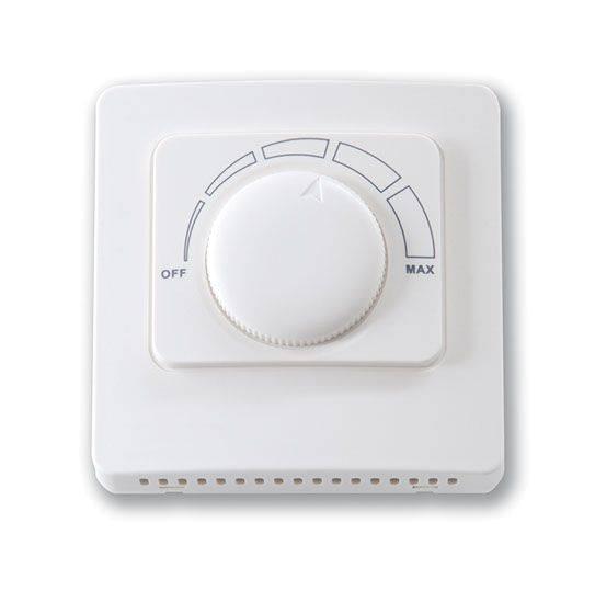 Analoges Raumthermostat für elektrische Fußbodenheizung - 69500002 Selfio