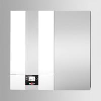 Wolf Gas-Brennwert Kompaktheizzentrale CGW-2-14 14 kW Frontansicht 8615019F02 Selfio