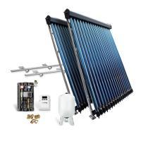 Solar-Paket Röhrenkollektor HP22, Schrägdach, 7,22 m² 7213100062S | Selfio