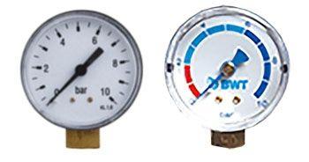 BWT-Wasseraufbereitung-Rueckspuelfilter-Bolero-Hws-DN25-Manometer