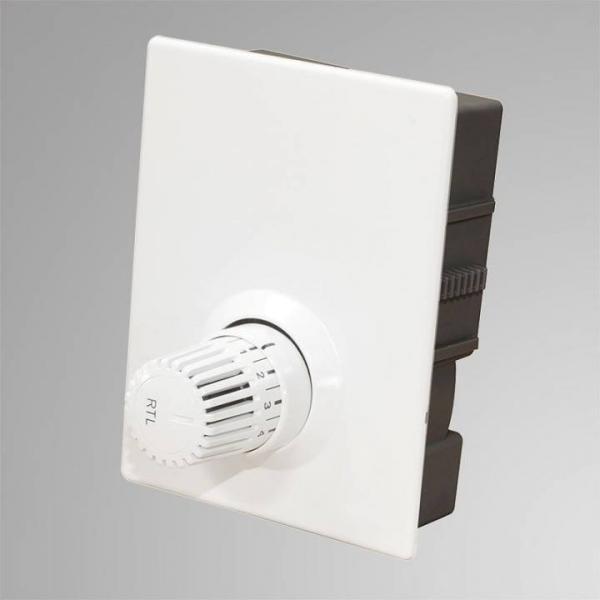 Simplex Unibox, Regelbox Rücklauftemperaturbegrenzer RTL-A Standard - F11828 Selfio
