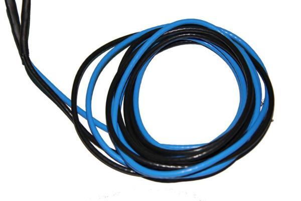 Verlängerungs-Set für elektrische Heizmatte 4 m - 76640001 Selfio