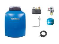 Buderus Heizungspaket Logaplus GB125 K33 RC310 22 kW ohne Mischer und mit Zubehör | Selfio