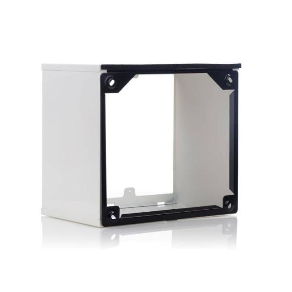 Wolf Verlängerung 200 mm, weiß für Mauerstärken 300 - 400 mm für die Comfort Wohnungslüftung CWL-D-70 Selfio