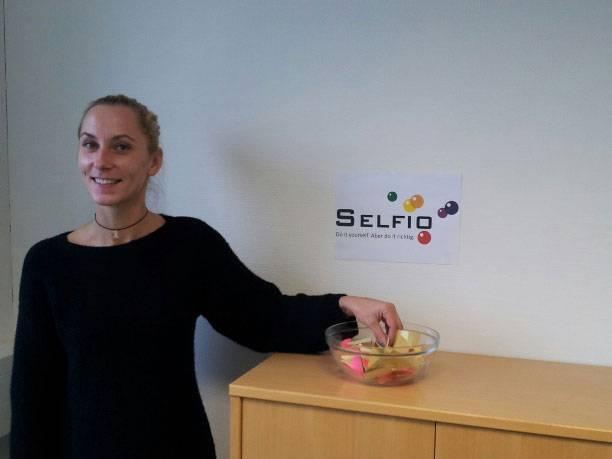 Selfio-Gewinner-Mandy