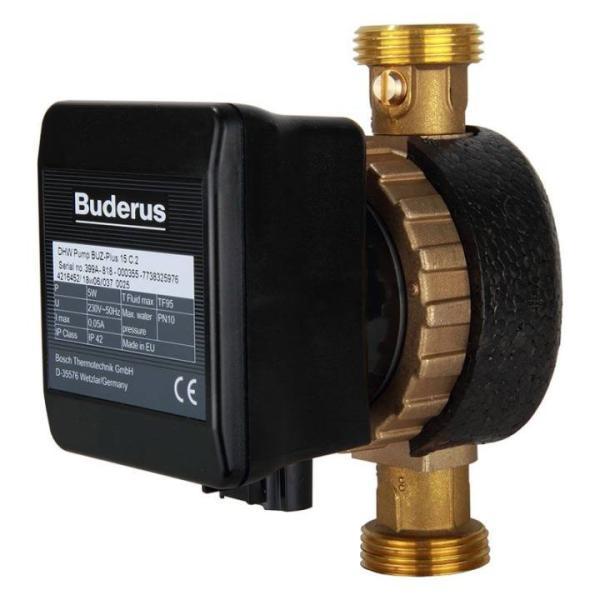 Buderus Logafix Trinkwasserpumpe BUZ-Plus 15 C 2 Seitenansicht