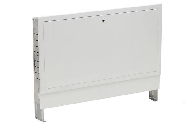 Verteilerschrank für Heizkreisverteiler Unterputz max. 12 Heizkreise UP5 - 100420UP-UP5