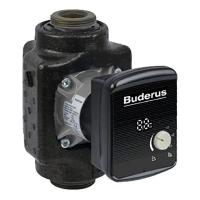 Buderus Logafix Heizungspumpe BUE-Plus 25/1-4-130.3 Frontansicht