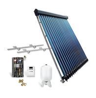 Solar-Paket Röhrenkollektor HP30 für Schrägdach, 4,89 m² 7213100081S | Selfio