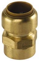 "Steckfitting Tectite Übergangsmuffe 12 mm auf IG Rp 1/2 "" T270G1212 | Selfio"