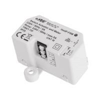 Homematic IP Schalt-Mess-Aktor - Unterputz HmIP-FSM 142721A0 - Ansicht schräg
