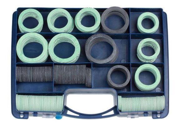 Airfit Universal Dichtungskoffer Wasser, Heizung, Gas, 800 Teile