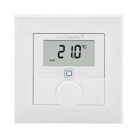Homematic IP Wired Wandthermostat mit Luftfeuchtigkeitssensor 153473A0 - Ansicht vorne