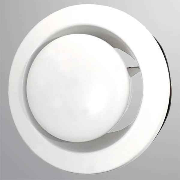 Zehnder Abluft Tellerventil STB-1-125