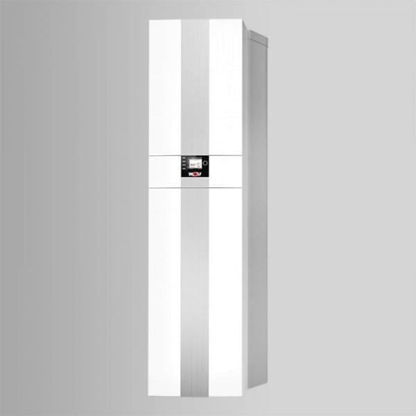 Wolf Gas-Brennwert-Solar-Zentrale CSZ-2-14/300R 10 kW Frontansicht 7701552W01 Selfio