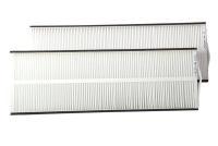 Ersatzfilter-Set für die Zehnder ComfoAir Lüftungsgeräte Q350/Q450/Q600, F7 / G4 (Inhalt je 1 St.) Selfio