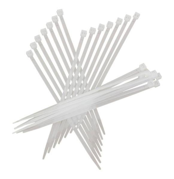 Kabelbinder (100 St.) - 100190KB Selfio