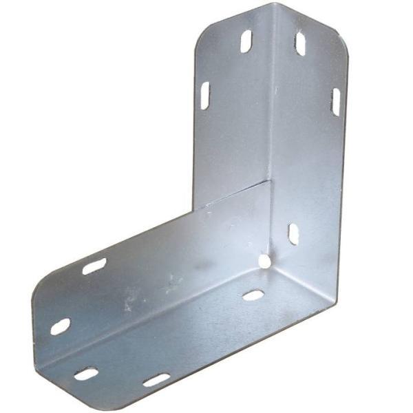 Winkelbogenhalter für Kunststoff-Flexrohr