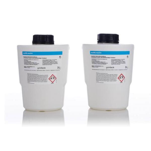 Grünbeck Mineralstofflösung exaliQ neutra 2 mal 3 Liter Artikelnummer 114035 - Selfio