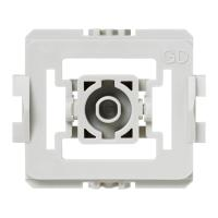 Homematic Adapter für Markenschalter Gira GS