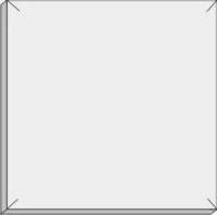 Limodor Dauerfilter für Lüfterserie compact Vorderseite Selfio