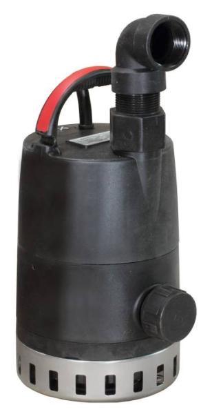 Grundfos Schmutzwassertauchpumpe Unilift CC 7 M1 Frontansicht
