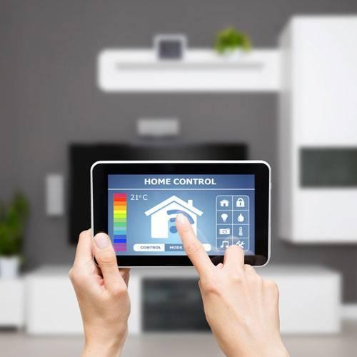 Intelligentes WohnenSmart Home Technik Selfio