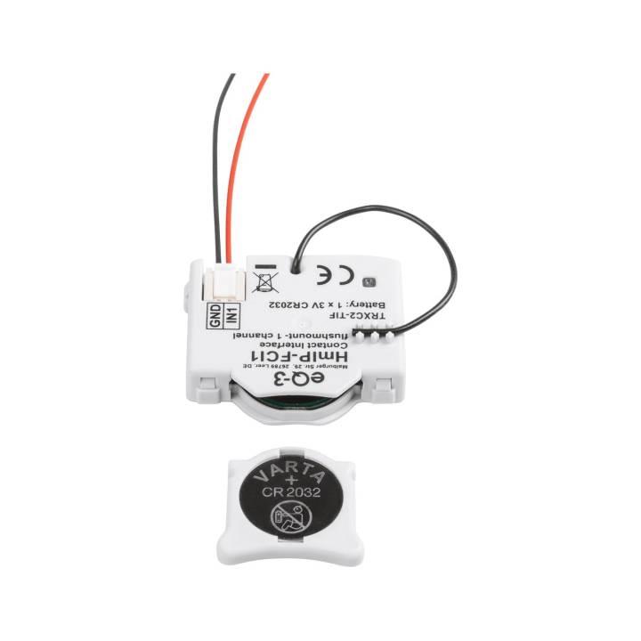 1-fach Unterputz Homematic IP HmIP-FCI1 Kontakt-Schnittstelle 153489A0