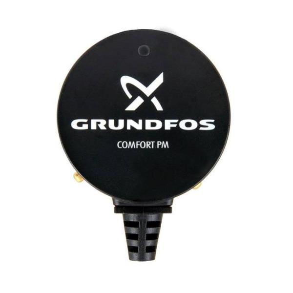 Grundfos Zirkulationspumpe COMFORT 15-14 MB PM Austausch-Kopf Frontansicht