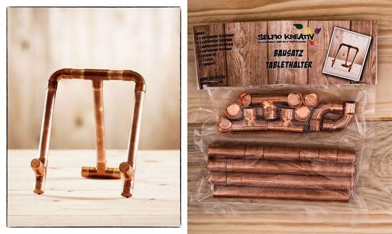 DIY-Kupfer-Tablethalter-aus-Kupferrohr-Selfio