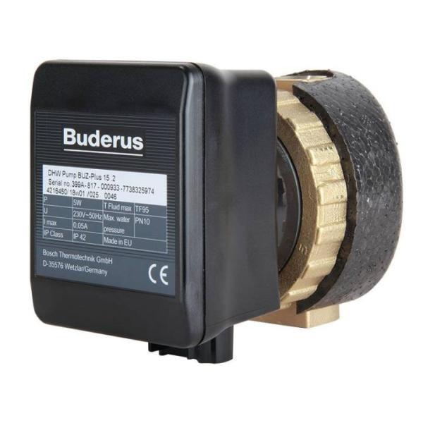Buderus Logafix Trinkwasserpumpe BUZ-Plus 15.2 seitlich