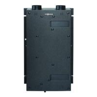 Viessmann Lüftungsgerät Vitovent 200-C Ausführung links | Kreuz-Gegenstrom