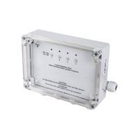 Homematic Funk-Schaltaktor 4-fach, Aufputzmontage HM-LC-Sw4-SM-2 - Ansicht schräg