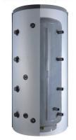 Kombi-Schichtspeicher mit einem Wärmetauscher und 100 mm Isolierung Hygiene Schichtspeicher 500 l, mit einem Wärmetauscher