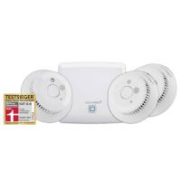 Homematic IP Starter Set Rauchwarnmelder HmIP-SK4 150788A0 Stiftung Warentest Testsieger
